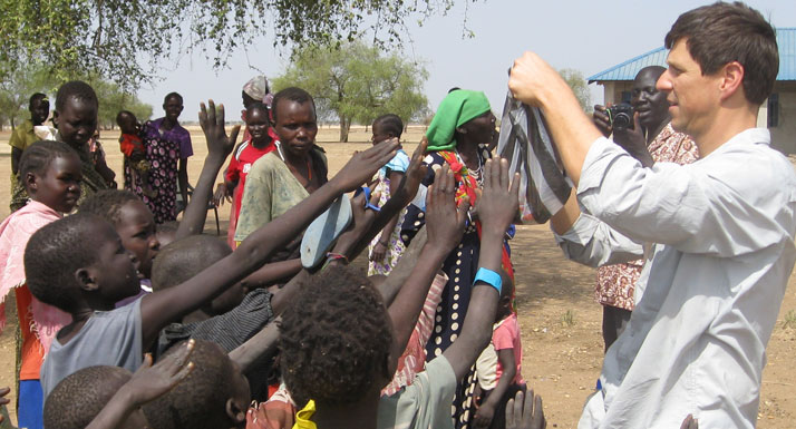 Raising South Sudan
