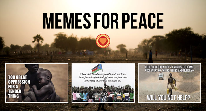 Memes for Peace