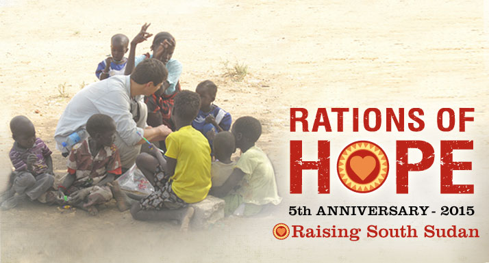 Raising South Sudan - Rations of Hope